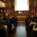 Sala Carlos Carnicer Colegio de Abogados de Zaragoza